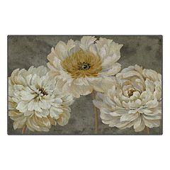 Brumlow Mills Pearl Floral Study Printed Rug