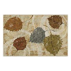 Brumlow Mills Golden Autumn Landscape Printed Rug