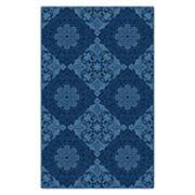 Brumlow Mills Lorena Ornamental Tile Printed Rug