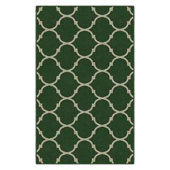 Brumlow Mills Moroccan Trellis Printed Rug