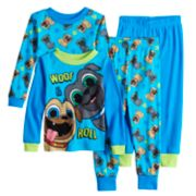 Disney's Puppy Dog Pals Roly & Bingo Top & Bottoms Pajama Set