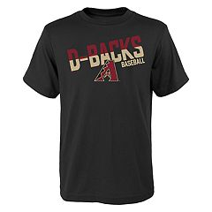 Boys 4-18 Arizona Diamondbacks Meshed Up Tee