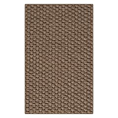 Brumlow Mills Simple Sisal Printed Rug