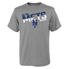 Boys 4-18 New York Mets Meshed Up Tee