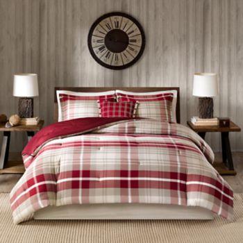 Woolrich Sheridan Oversized Cotton Comforter Set