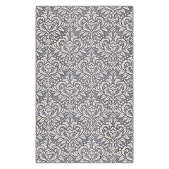 Brumlow Mills Antique Damask Printed Rug