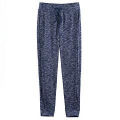 Girls 7-16 & Plus Size SO® Ruffled Jogger Pants