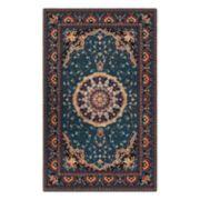 Brumlow Mills Amelia Persian Floral Printed Rug