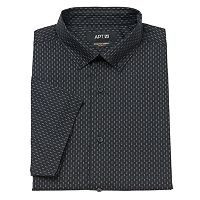 Men's Apt. 9® Slim-Fit Stretch Button-Down Collar Dress Shirt