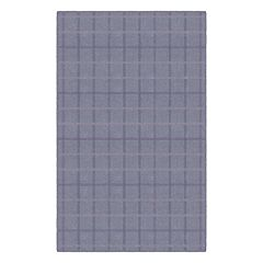 Brumlow Mills Muted Plaid Printed Rug