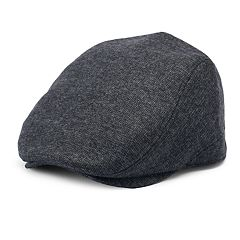 Men's Apt. 9® Cross-Weave Three-Panel Ivy Cap
