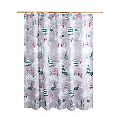 St. Nicholas Square® Farmhouse Scenic Shower Curtain