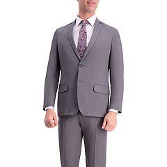 Men's Haggar Active Series Heather Slim-Fit Suit Jacket