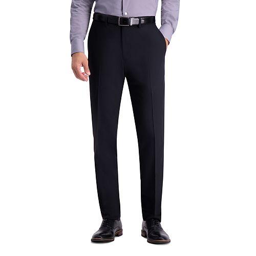 Men's Haggar Active Series Heather Slim Fit Suit Pants by Haggar