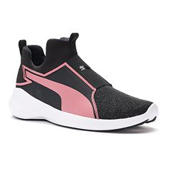 PUMA Rebel Mid Kids Training Shoes