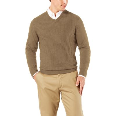 Men's Dockers® Classic-Fit V-Neck Sweater