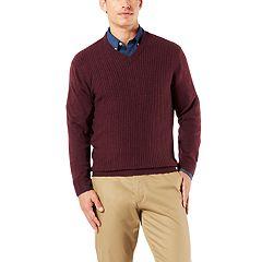 Men's Dockers® Classic-Fit V-Neck Sweater