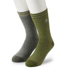 Men's Columbia 2-pack Crew Socks