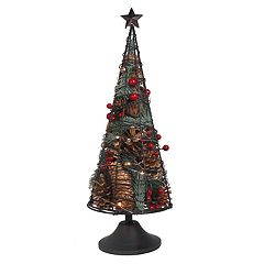 SONOMA Goods for Life™ Light-Up Tree Christmas Table Decor