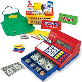Learning Resources Let's Shop! Market Set