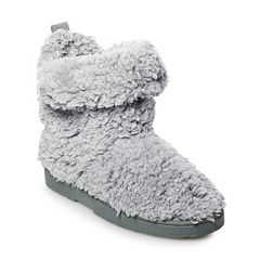 Women's SONOMA Goods for Life™ Sherpa Bootie Slippers