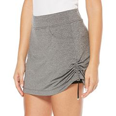 Women's Grand Slam Golf Performance Ruched Skort