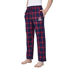 Men's Arizona Wildcats Home Stretch Flannel Pajama Pants