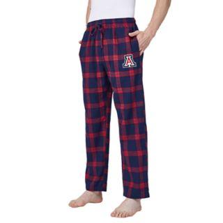 Men's Arizona Wildcats Home Stretch Flannel Pajama Pants