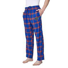 Men's Florida Gators Home Stretch Flannel Pajama Pants
