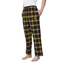Men's Arizona State Sun Devils Home Stretch Flannel Pajama Pants