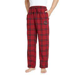 Men's South Carolina Gamecocks Home Stretch Flannel Pajama Pants