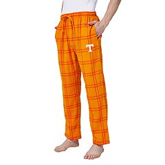 Men's Tennessee Volunteers Home Stretch Flannel Pajama Pants