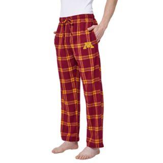 Men's Minnesota Golden Gophers Home Stretch Flannel Pajama Pants