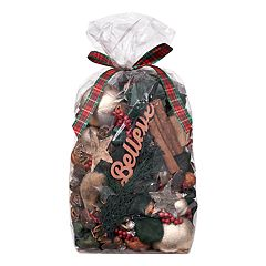 SONOMA Goods for Life™ 'Believe' Balsam Fir Potpourri