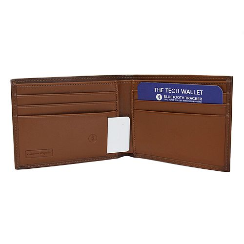 Men's Passcase Tech Wallet
