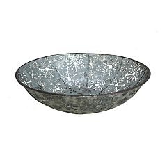 SONOMA Goods for Life™ Decorative Snowflake Bowl Table Decor