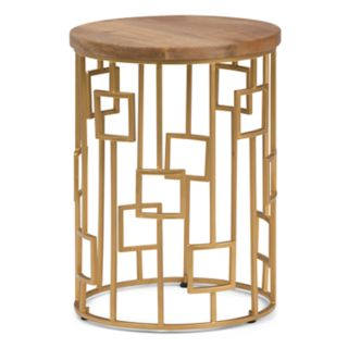 Simpli Home Rhys Accent End Table