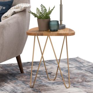 Simpli Home Patrice Accent End Table