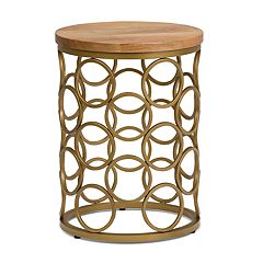 Simpli Home Sadie End Table