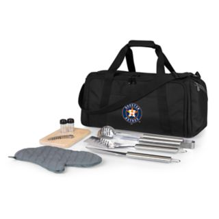 Picnic Time Houston Astros Barbecue Kit Cooler
