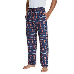 Men's Illinois Fighting Illini Midfield Pajama Pants