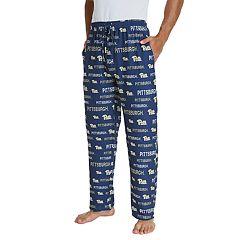 Men's Pitt Panthers Midfield Pajama Pants