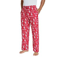 Men's Oklahoma Sooners Midfield Pajama Pants