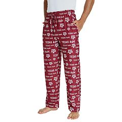 Men's Texas A&M Aggies Midfield Pajama Pants