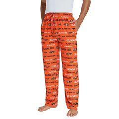 Men's Oklahoma State Cowboys Midfield Pajama Pants