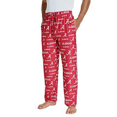 Men's Alabama Crimson Tide Midfield Pajama Pants