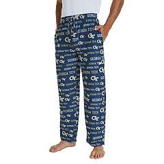 Men's Georgia Tech Yellow Jackets Midfield Pajama Pants