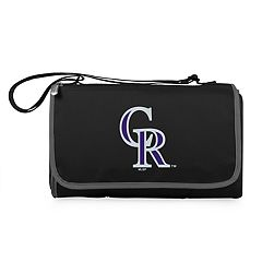 Picnic Time Colorado Rockies Blanket Tote