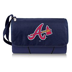 Picnic Time Atlanta Braves Blanket Tote