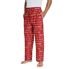 Men's Iowa State Cyclones Midfield Pajama Pants
